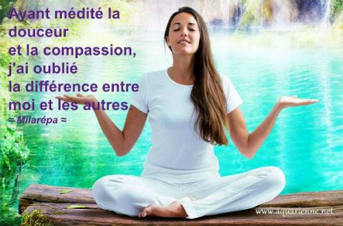 Méditation de l`amour bienveillant